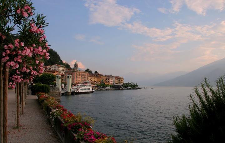 como gölünde gezilecek yerler - Como Gölü Bellagio Kasabası