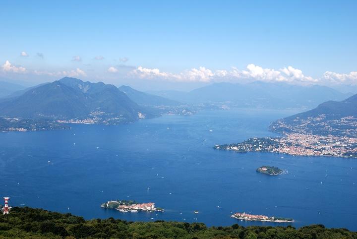 italyada gezilecek yerler - Como Gölü - Maggiore Gölü