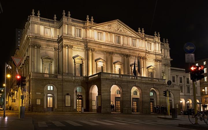 milanoda gezilecek yerler - Milano La Scala Tiyatro Müzesi