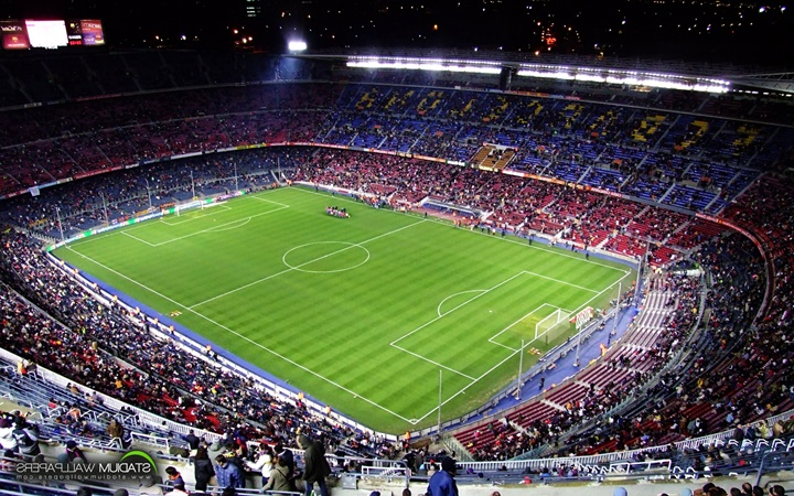 Barcelona Nou Camp Stadyumu