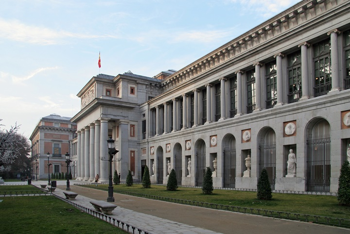 Madrid Prado Müzesinin hikayesi ulaşım