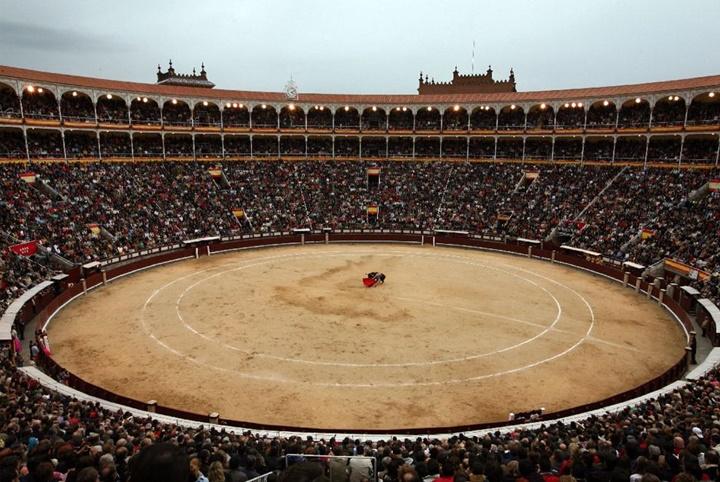 Madridde gezilecek yerler - Madrid Las Ventas Arenasında boğa güreşleri ne zaman olur