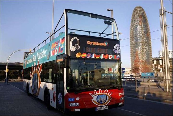 barcelona Hop on & hop off turistik otobüsler