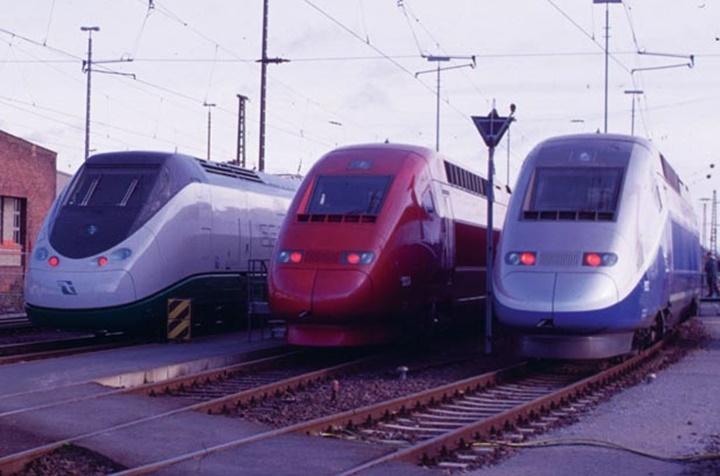 barcelona madrid arası tren çeşitleri
