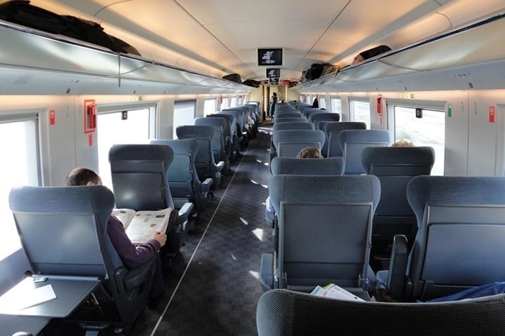 Barcelona madrid aras trenle ula m harikalar diyar for Ave hotel barcelona madrid