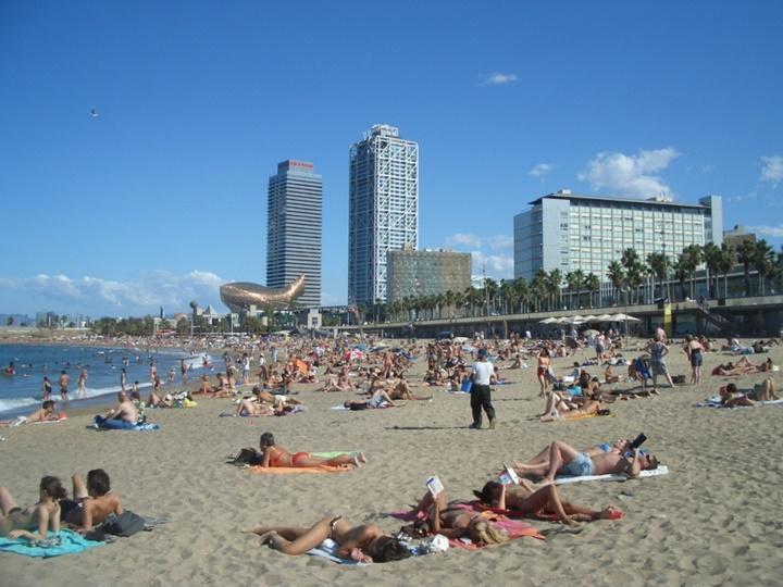 barcelona plajları - barcelona plajları hakkında bilgi