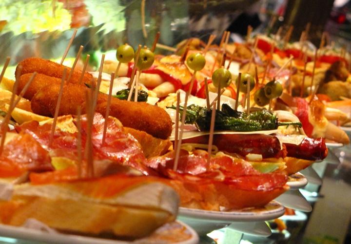 barcelona yöresel yemekleri - barcelona tapas barlar