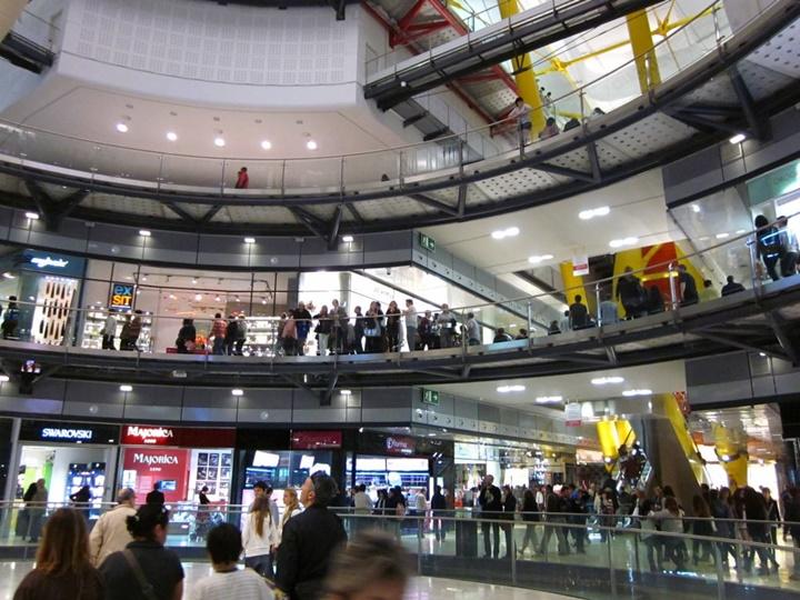barcelonada alışveriş merkezleri
