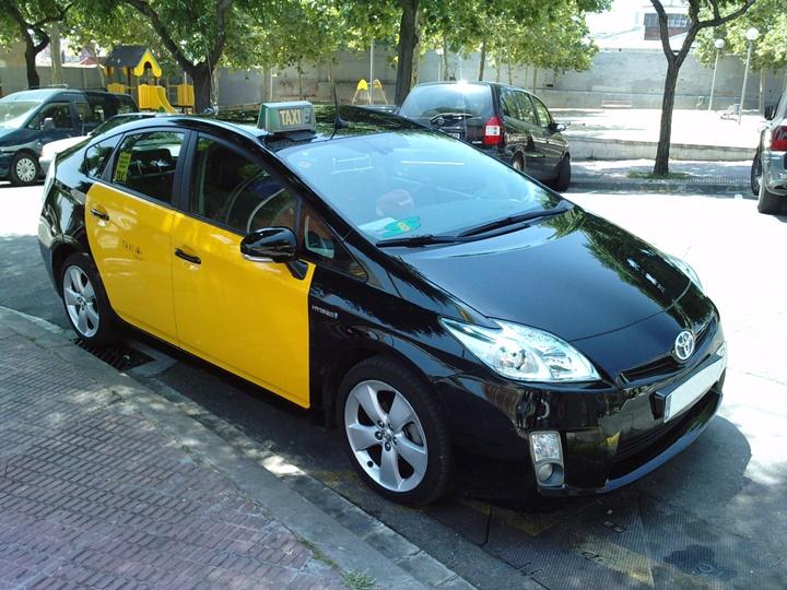 barcelonada taksiler