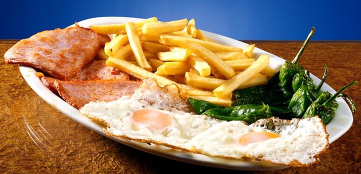 barcelonada yeme içme - barcelonada kahvaltı - platos combinados
