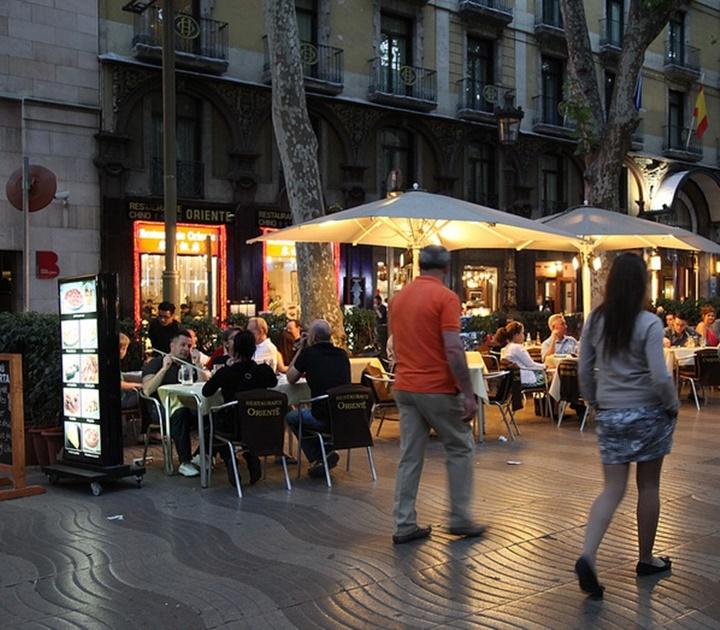 barcelonada yeme içme - barcelonada yemek yenilecek mekanlar