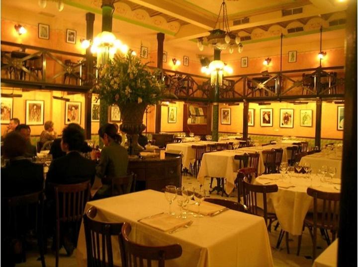 barcelonanın ünlü kafe ve restaurantları - barcelona 4 cats kafe