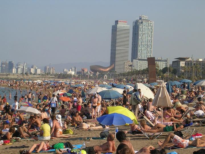 barcelonanın iklimi - barcelonada deniz tatili