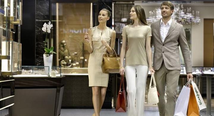 madridde alışveriş -  El corte ingles alışveriş merkezi