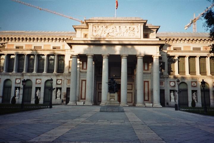 madridde gezilecek müzeler - Madrid Prado Müzesi