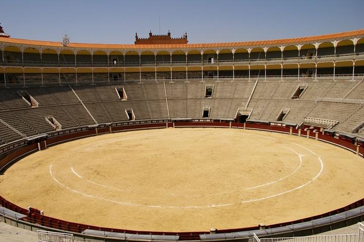 madridde gezilecek yerler - Madrid Las Ventas Arenası
