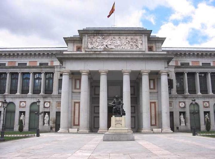 madridde gezilecek yerler - Madrid Prado Müzesi