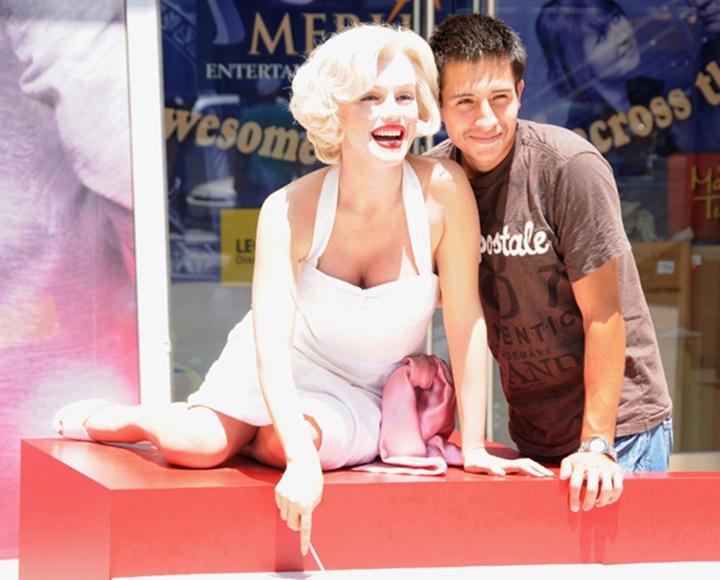 Hollywood'da gezilecek yerler - madame tussaud müzesi