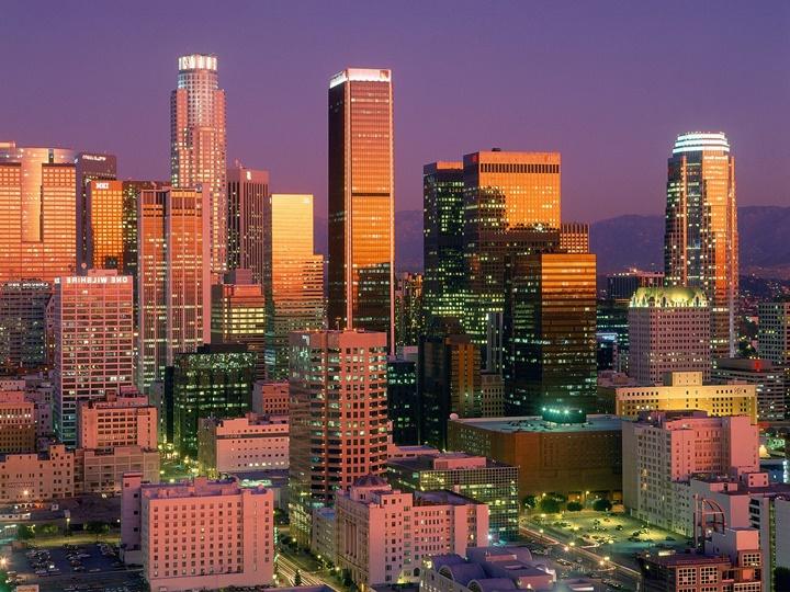 Los Angeles gezi rehberi - Los Angeles şehir merkezi