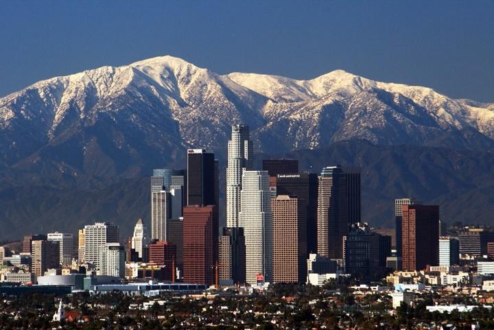 Los Angeles gezi rehberi - Los Angeles hakkında bilgi