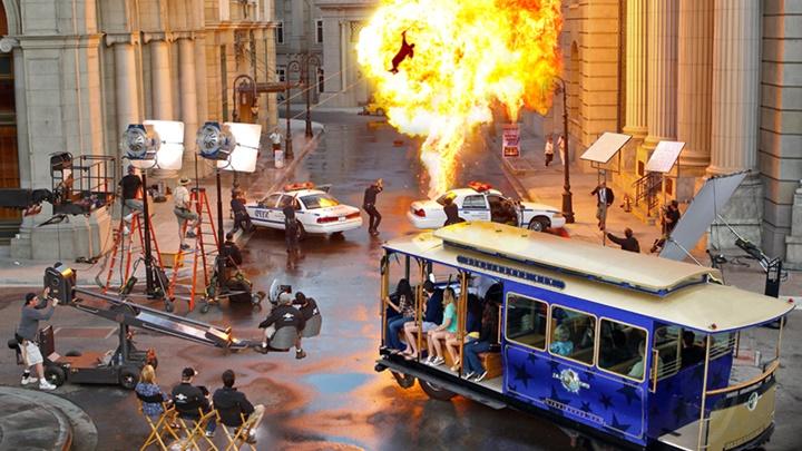 Losa angeles hollywood'da gezilecek yerler - hollywood Universal stüdyoları