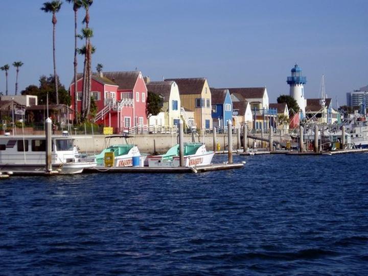 Marina del Rey - Los angeles marinası