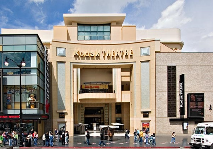 hollywood kodak tiyatrosu