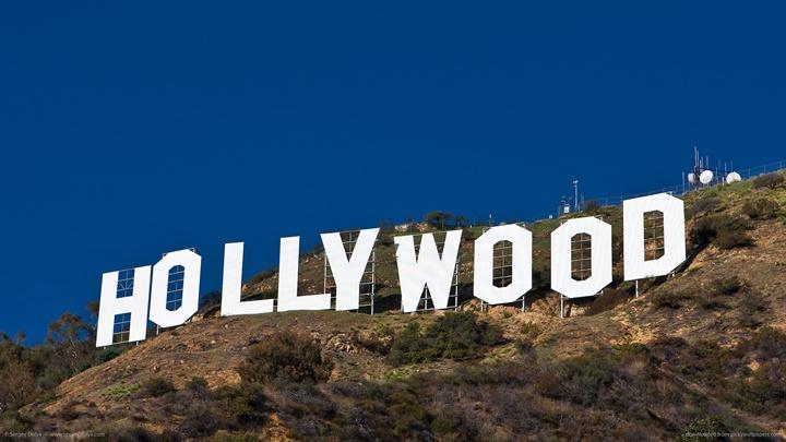 hollywood yazısını daha iyi görülebilecek yer