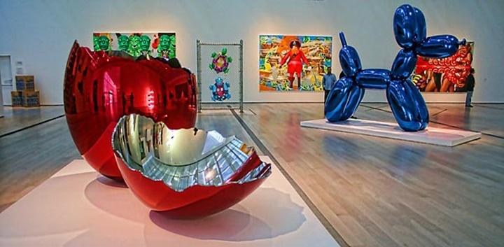 los angeles şehir merkezinde gezilecek yerler - los angeles modern sanatlar müzesi