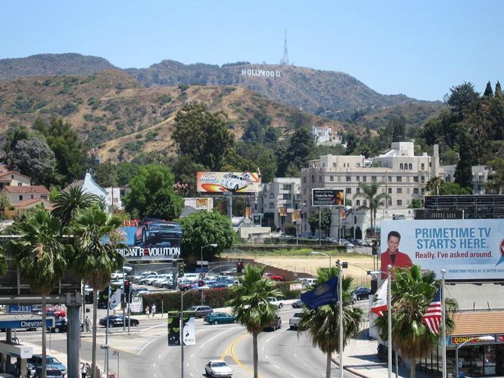 los angelesda gezilecek yerler - Los Angeles Hollywood