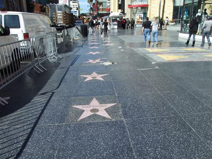los angelesda gezilecek yerler - hollywood bulvarı