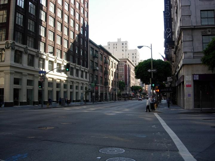 los angeles'da gezilecek yerler - los angeles şehir merkezi - hollywood