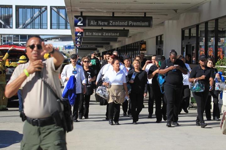 los angelesda ulaşım - Los Angeles lax hava alanına ulaşım