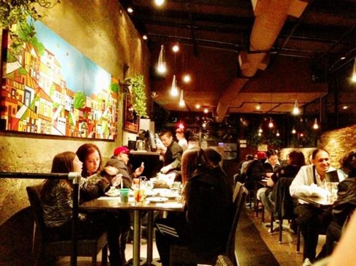 los angelesda yemek yenilecek yerler - Bossa Nova Restaurant Los Angeles