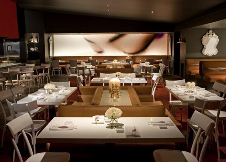 los angelesda yemek yenilecek yerler - Katsuya Restaurant Los Angeles