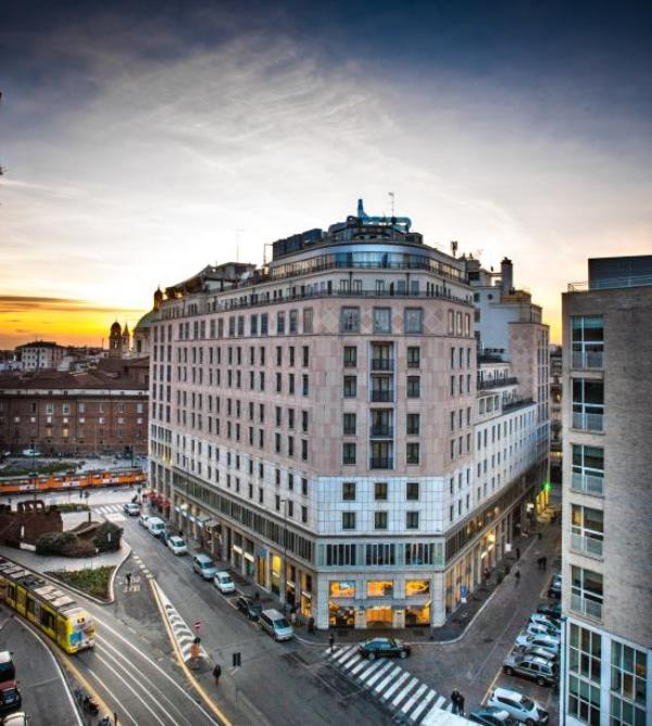 milano otel tavsiyeleri - The Square Milano Duomo