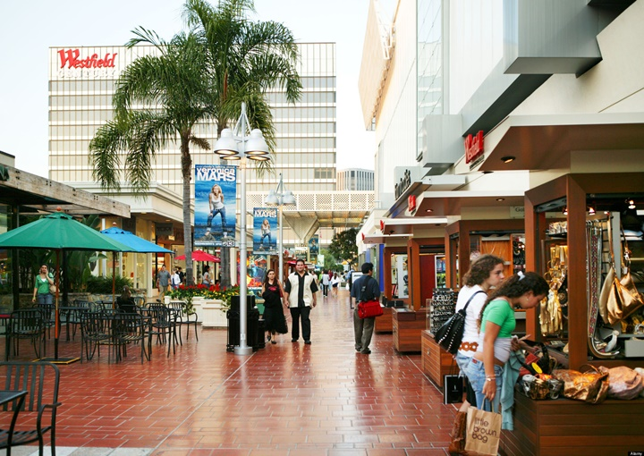 Los-angelesda-yer-alan-otlet-alışveriş-merkezleri-Los-angeles-Century-City-Shopping-Mail-alışveriş-merkezi
