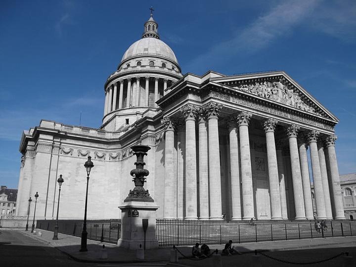 Paris Pantheon Kilisesinin Yapılış Amacı