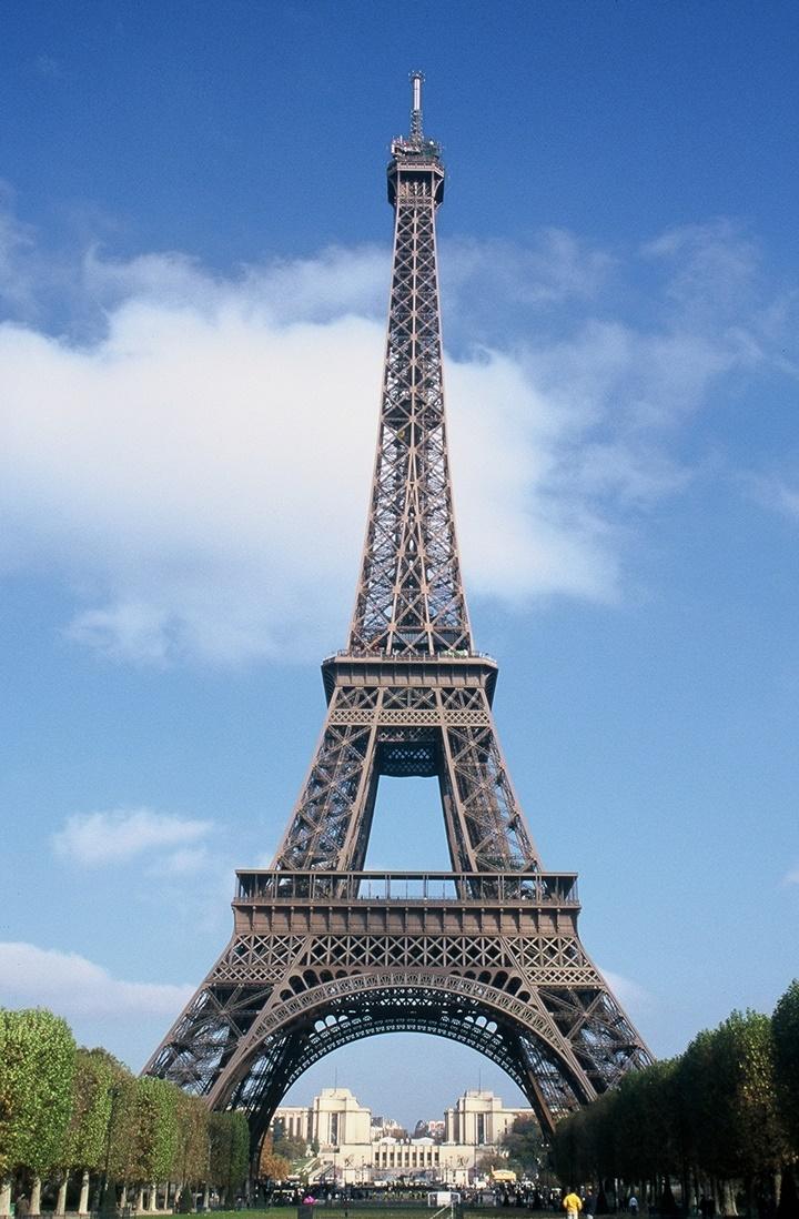 eyfel kulesinin fotoğrafları - eyfel kulesi kaç metredir