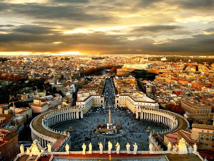 italyada gezilecek yerler - roma vatikanda gezilecek yerler