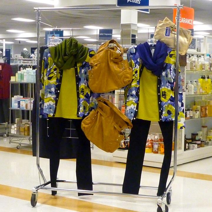 los angelesda yer alan outletler - Los Angels Marshalls mağazaları