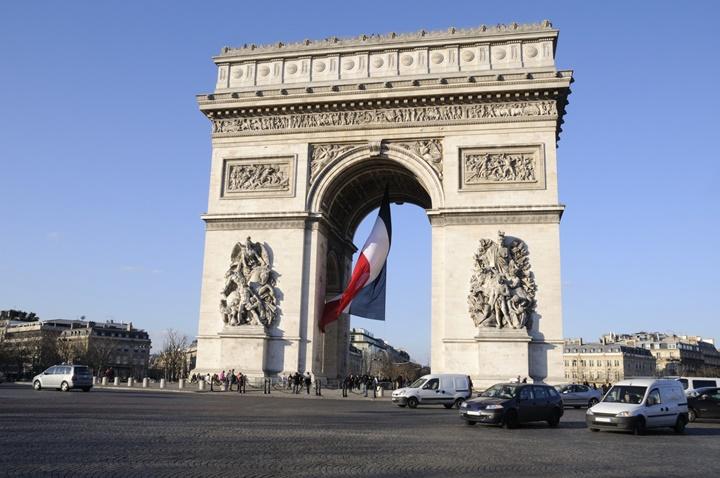 arc de triomphe Paris #1