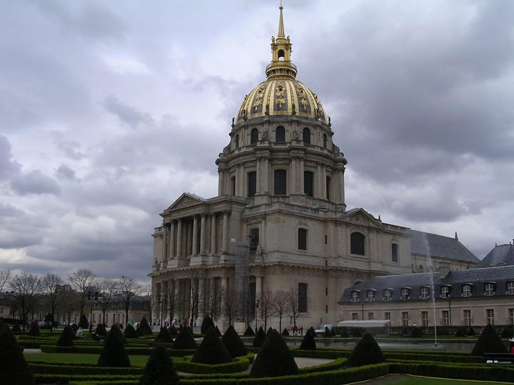pariste gezilecek yerler - Paris Les İnvalides