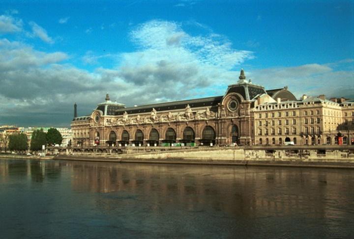 pariste gezilecek yerler - Paris Orsay Müzesi