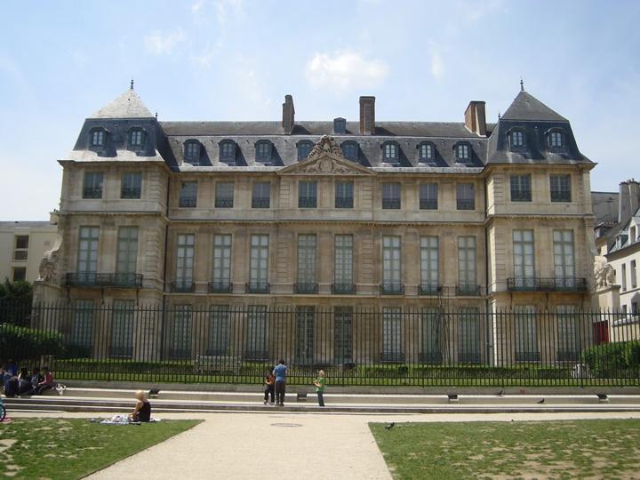 pariste gezilecek yerler - Paris Picasso Müzesi