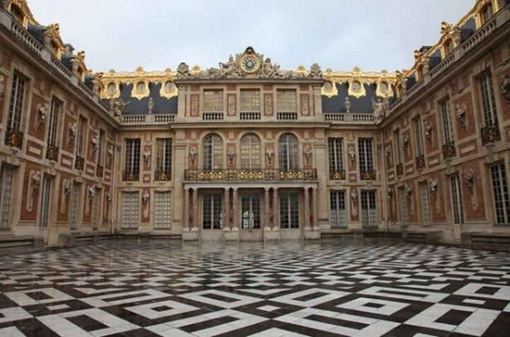 pariste gezilecek yerler - Paris Versay Sarayı