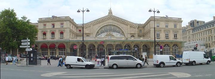 Münih Paris arası tren seferleri