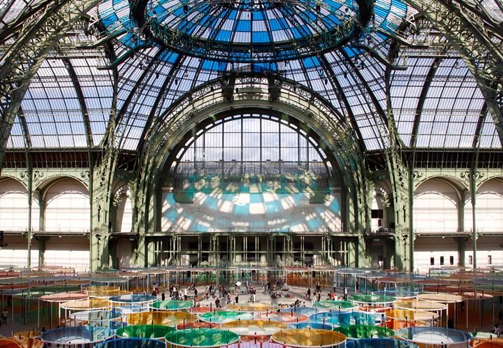 Paris Grand Palais Sarayının Hikayesi