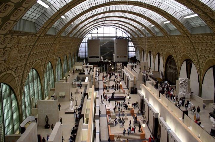 Paris Orsay Müzesi Hakkında Bilgi