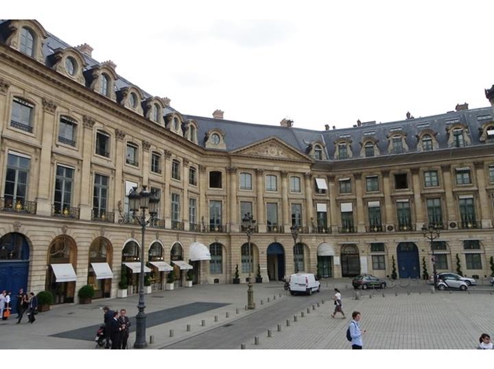Paris Place Vendome Meydanı Hakkında Bilgi
